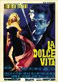 The Sweet Life - 11 x 17 Movie Poster - Italian Style A