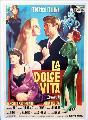 The Sweet Life - 11 x 17 Movie Poster - Italian Style B