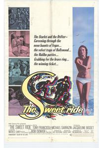 The Sweet Ride - 11 x 17 Movie Poster - Style A
