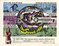 The Sweet Ride - 22 x 28 Movie Poster - Half Sheet Style A