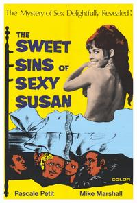 The Sweet Sins of Sexy Susan - 27 x 40 Movie Poster - Style A