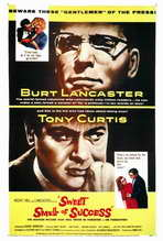 The Sweet Smell of Success - 27 x 40 Movie Poster - Style A