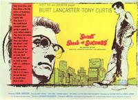 The Sweet Smell of Success - 11 x 17 Movie Poster - Style B