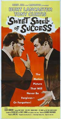 The Sweet Smell of Success - 30 x 60 Movie Poster - Style A