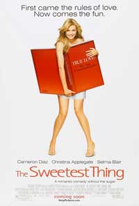 The Sweetest Thing - 27 x 40 Movie Poster - Style D