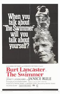 The Swimmer - 11 x 17 Movie Poster - Style A