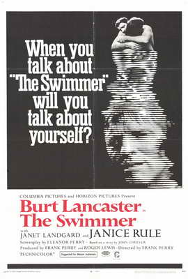 The Swimmer - 27 x 40 Movie Poster - Style A