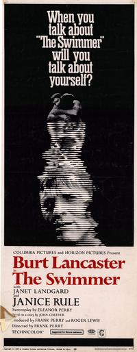 The Swimmer - 14 x 36 Movie Poster - Insert Style A