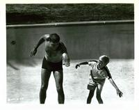 The Swimmer - 8 x 10 B&W Photo #2