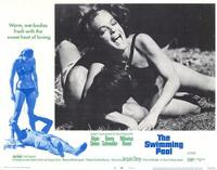 Swimming Pool - 11 x 14 Movie Poster - Style F