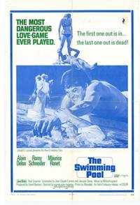 Swimming Pool - 27 x 40 Movie Poster - Style A