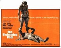 Swimming Pool - 22 x 28 Movie Poster - Half Sheet Style A