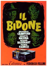 The Swindle - 27 x 40 Movie Poster - Italian Style A
