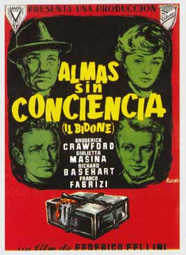 The Swindle - 11 x 17 Movie Poster - Spanish Style A
