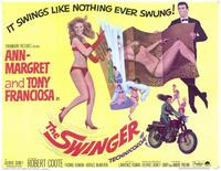 The Swinger - 11 x 14 Movie Poster - Style A