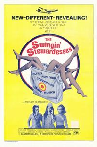 The Swingin' Stewardesses - 11 x 17 Movie Poster - Style A