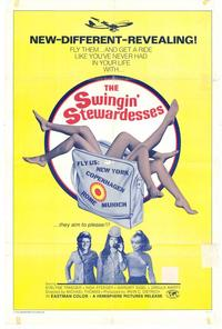 The Swingin' Stewardesses - 27 x 40 Movie Poster - Style A