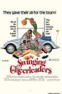 The Swinging Cheerleaders - 27 x 40 Movie Poster - Style A