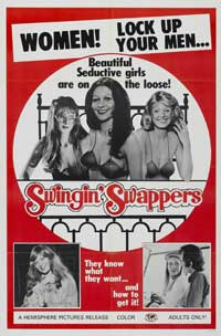 The Swinging Swappers - 27 x 40 Movie Poster - Style A
