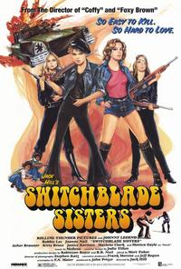 Switchblade Sisters - 27 x 40 Movie Poster - Style A