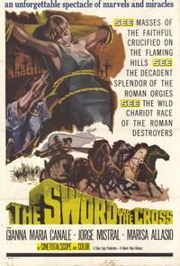 The Sword and the Cross - 27 x 40 Movie Poster - Style A