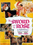 The Sword and the Rose - 11 x 17 Movie Poster - Style B