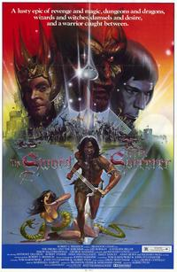 Sword and the Sorcerer - 11 x 17 Movie Poster - Style B
