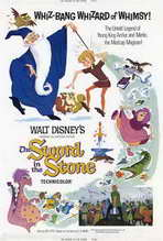 Sword in the Stone, The - 27 x 40 Movie Poster - Style A