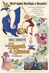 Sword in the Stone, The - 11 x 17 Movie Poster - Style E