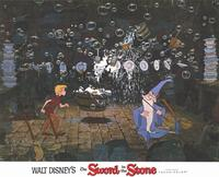 Sword in the Stone, The - 11 x 14 Movie Poster - Style H