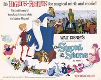 Sword in the Stone, The - 11 x 14 Movie Poster - Style A