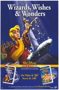 Sword in the Stone, The - 11 x 17 Movie Poster - Style A