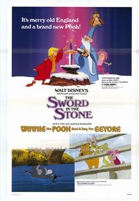 Sword in the Stone, The - 11 x 17 Movie Poster - Style B