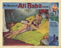 Sword of Ali Baba - 11 x 14 Movie Poster - Style D