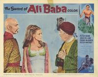 Sword of Ali Baba - 11 x 14 Movie Poster - Style C