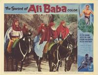 Sword of Ali Baba - 11 x 14 Movie Poster - Style G