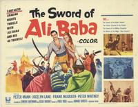 Sword of Ali Baba - 11 x 14 Movie Poster - Style A
