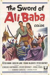 Sword of Ali Baba - 27 x 40 Movie Poster - Style A
