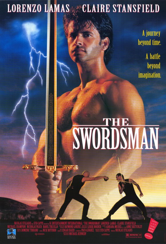 The Swordsman movie