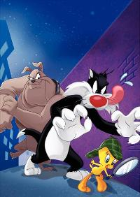 The Sylvester & Tweety Mysteries - 11 x 17 Movie Poster - Style A
