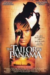 The Tailor of Panama - 11 x 17 Movie Poster - Style A
