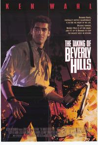 The Taking of Beverly Hills - 11 x 17 Movie Poster - Style B
