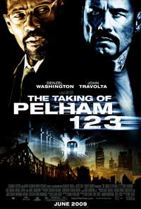 The Taking of Pelham 123 - 11 x 17 Movie Poster - Style A