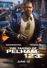 The Taking of Pelham 123 - 11 x 17 Movie Poster - Style E