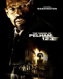 The Taking of Pelham 123 - 11 x 17 Movie Poster - Style I