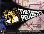 The Taking of Pelham One Two Three - 11 x 17 Movie Poster - Style B