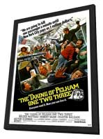 The Taking of Pelham One Two Three - 11 x 17 Movie Poster - Style C - in Deluxe Wood Frame