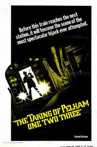 The Taking of Pelham One Two Three - 11 x 17 Movie Poster - Style A