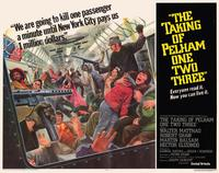 The Taking of Pelham One Two Three - 11 x 14 Movie Poster - Style A