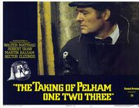 The Taking of Pelham One Two Three - 11 x 14 Movie Poster - Style D